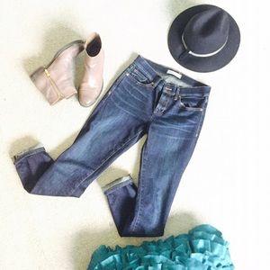 Madewell Pants - Madewell Skinny Skinny Denim Jeans