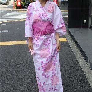 Japan Rags Dresses & Skirts - Japanese traditional kimono