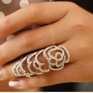 Jewelry - Double Knuckle Ring
