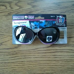 Other - Monster High kids sunglasses NWT