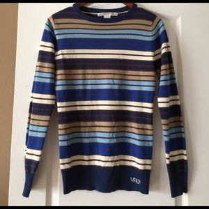 Matix Clothing Company Sweaters - Striped Matix sweater size M