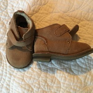 Osh Kosh Other - Leather baby booties
