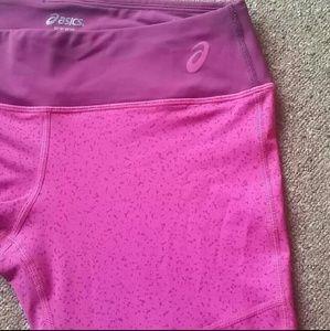 Asics Pants - Asics women leggings