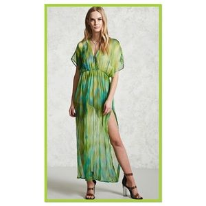Sheer Maxi / Cover-up