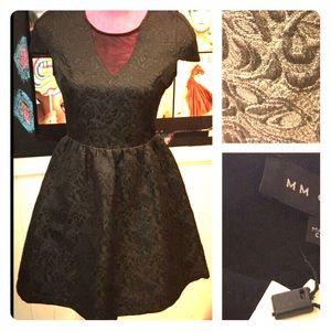 MM Couture Dresses & Skirts - MM Couture retro LBD🌸NWT price drop‼️