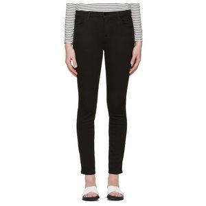 J Brand Denim - NWT J Brand Photo Ready Black Mid-Rise Jeans
