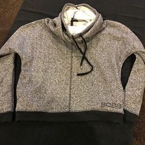BCBG Sweatshirt with hood