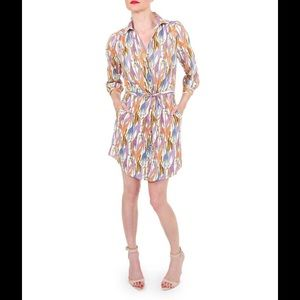Julie Brown Dresses & Skirts - Julie Brown Cleo Giraffe Dress