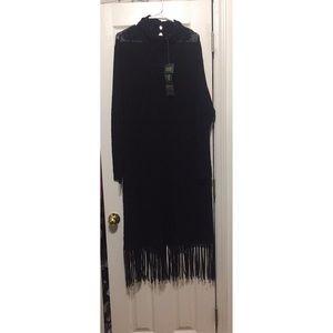 Lauren Ralph Lauren Dresses & Skirts - NWT Ralph Lauren Black Genuine Wool Sweaterdress