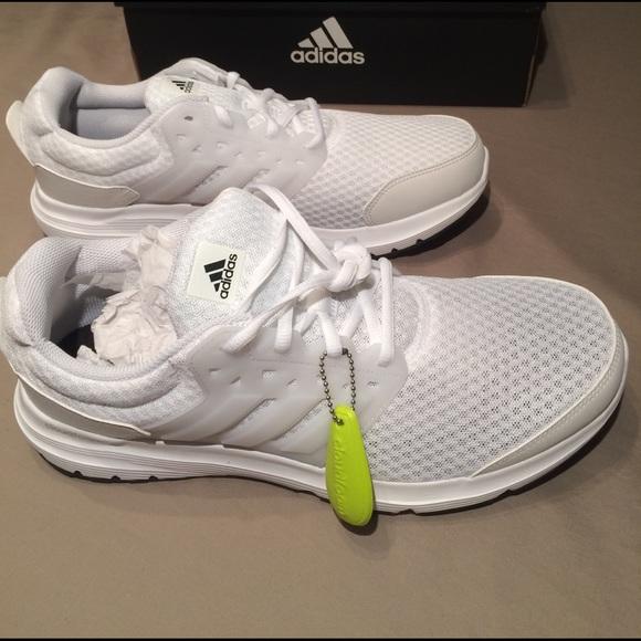 004daebec Men s Adidas Galaxy 3 m size 11 triple white