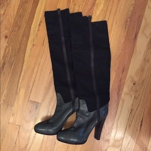 Reed Krakoff Shoes - Reed krakoff over the knee boots, size 41
