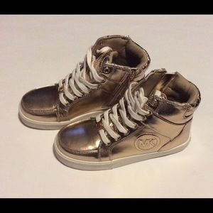 Michael Kors Sneakers Kids Size 13 New