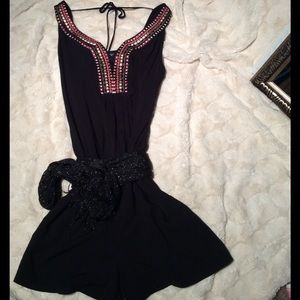 A. Byer Other - Cute Black Romper