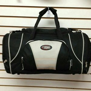 Triplegear Other - Medium 22 Inch Navy Duffel Gym Bag Carry On