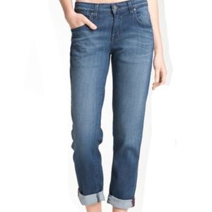 Rich & Skinny Denim - Rich and skinny relaxed cropped jeans