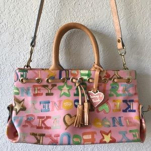 RARE DOONEY & BOURKE SATCHEL