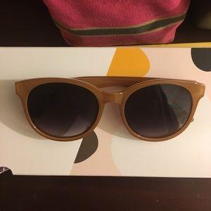 UO Brown Sunglasses