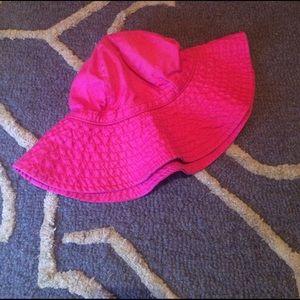 GAP Other - Magenta Pink Size S/M floppy BabyGAP cotton hat