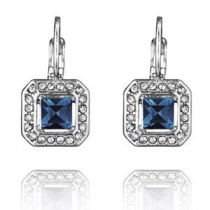 Jewelry - CZ Leaver Back Earrings