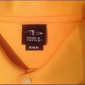 Page & Tuttle  Other - SALE Men's Page & Tuttle Golf Polo
