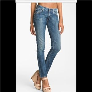 Citizens of Humanity Denim - Citizens of humanity racer low rise skinny jeans