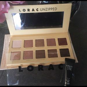 Lorac Other - LORAC Unzipped Eyeshadow Palette WPrimer BNIB💯Aut