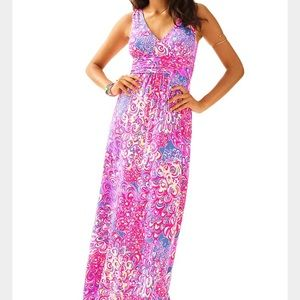 Lilly Pulitzer Sloan maxi dress