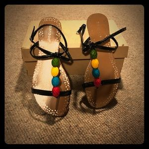 Bamboo Sandals ❤