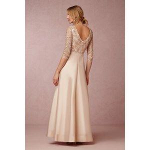 41ec9e7f5df74 BHLDN Dresses | Nwt Viola Dress In Blush | Poshmark