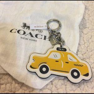 Coach Accessories - 🚕COACH TAXI KEYCHAIN