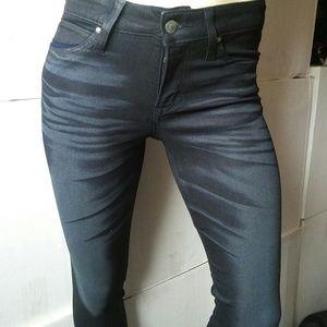 EDWIN Denim - EDWIN Leggings/Skinny jeans Coated Light Denim 27