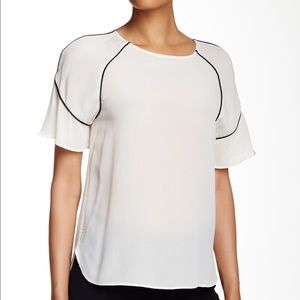 Zac Posen Tops - Zac Posen Toddy Silk Blouse