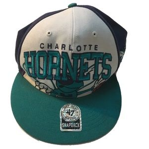 47 Other - Charlotte Hornets Snapback Hat