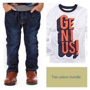 Arizona Jean Company Other - Okie Dokie Genius top and jeans.