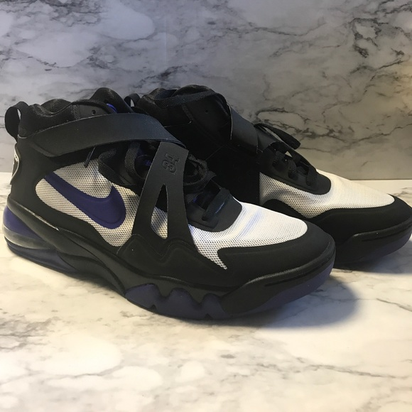 Nike Air Force Max Charles Barkley 2 Hype NWT