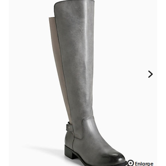 torrid Shoes - Wide with and calf boots