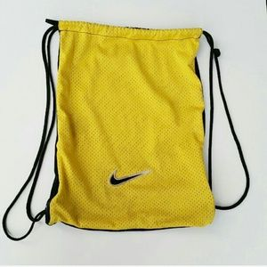 Nike Bags - Nike Draw string gym bag 4b55b5f34b58