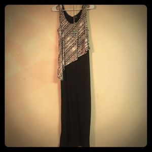 FABULOUS MAXI DRESS, SIZE: L