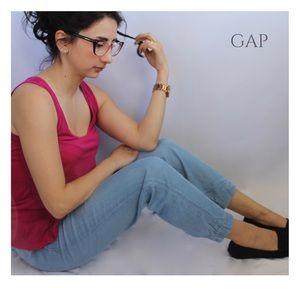 GAP Pants - 🆕(Sz S Reg) GAP Chambray Drawstring Utility