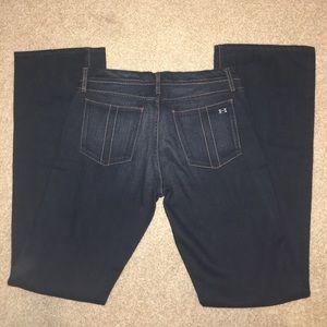 Habitual Denim - New Habitual Flare Jeans Dark Blue Size 30