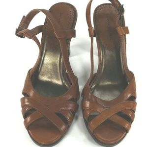 Banana republic sandals size 7