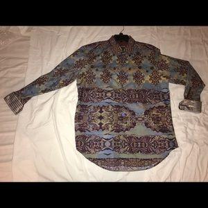 Robert Graham Other - Robert Graham limited edition dress shirt
