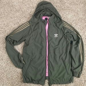 Adidas Jackets & Blazers - 🎉final🎉 Adidas womens bomber jacket windbreaker