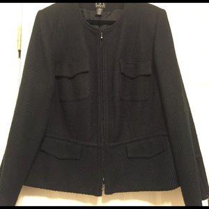 INC International Concepts Jackets & Blazers - INC Boucle Jacket