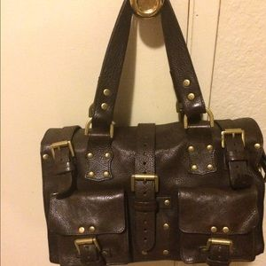 Mulberry Handbags - Authentic 💯Mulberry Leather 👜Handbag