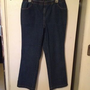 Just My Size Pants - Just My Size jeans size 1X (16W).
