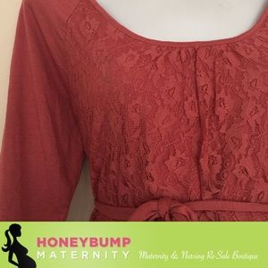 Oh Baby by Motherhood Tops - Gorgeous maternity top size large