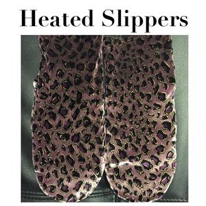 Shoes - Heated Slippers
