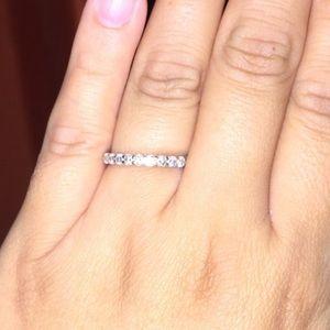 Jewelry - 1/2 TCW diamond ring