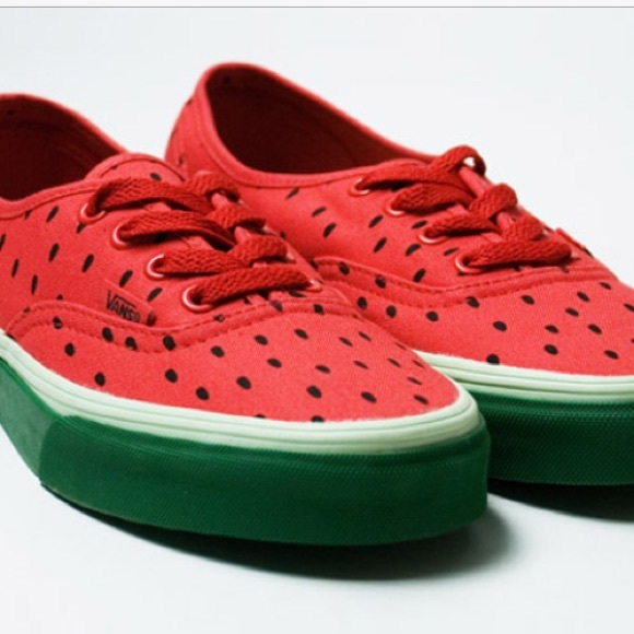 best sneakers check out incredible prices ✨BRAND NEW✨🍉Authentic Watermelon VANS🍉